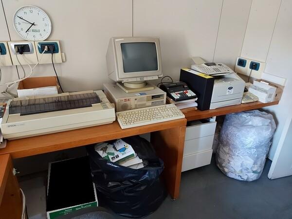 10#5611 Arredi e attrezzature elettroniche da ufficio in vendita - foto 29