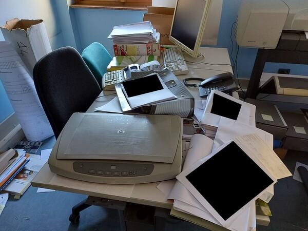 10#5611 Arredi e attrezzature elettroniche da ufficio in vendita - foto 33