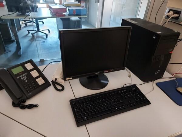 10#5611 Arredi e attrezzature elettroniche da ufficio in vendita - foto 47