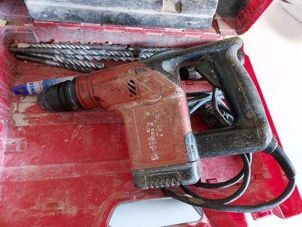 11#5611 Perforatori e demolitori Hilti in vendita - foto 14