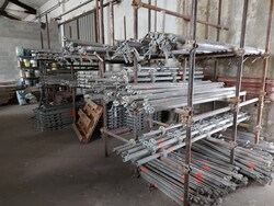 Scaffolding Layher and Dalmine - Lot 14 (Auction 5611)