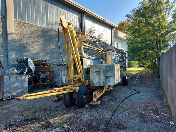 17#5611 Gru Fm e betoniere Imer in vendita - foto 2