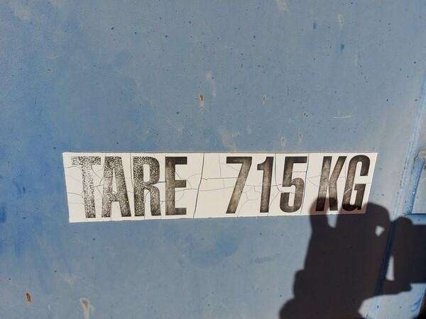 17#5611 Gru Fm e betoniere Imer in vendita - foto 11
