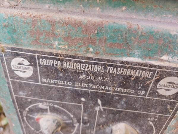 17#5611 Gru Fm e betoniere Imer in vendita - foto 36
