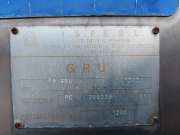 17#5611 Gru Fm e betoniere Imer in vendita - foto 40