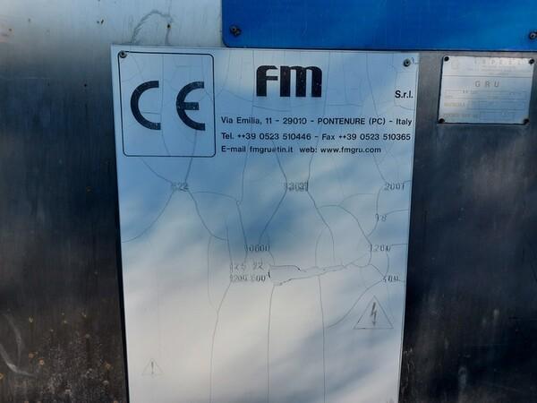 17#5611 Gru Fm e betoniere Imer in vendita - foto 47