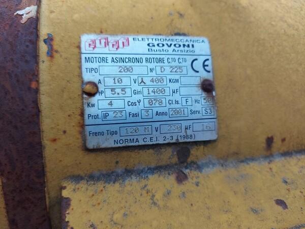 17#5611 Gru Fm e betoniere Imer in vendita - foto 59