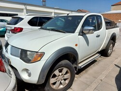 Mitsubishi L200 Truck - Lot 7 (Auction 5611)