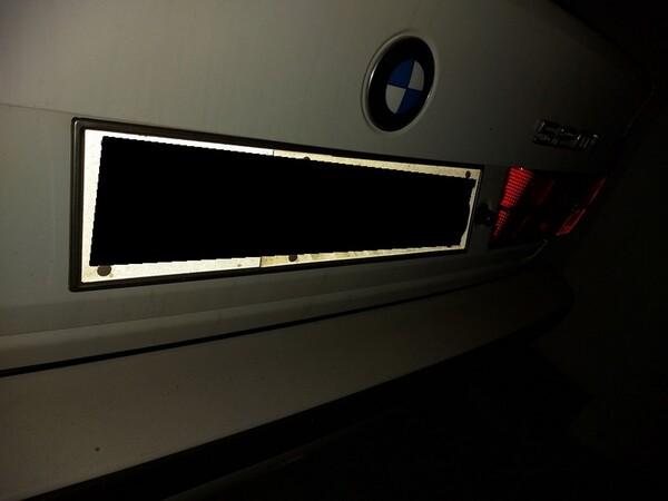 9#5611 Autovettura BMW 520 in vendita - foto 2