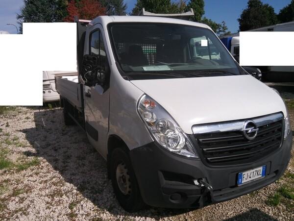 1#5615 Opel Movano