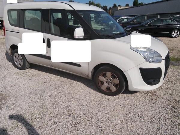 3#5615 Fiat Doblò