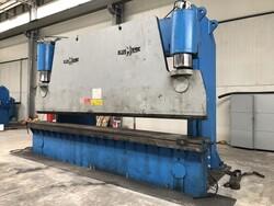 Romec press brake - Lote 7 (Subasta 5617)