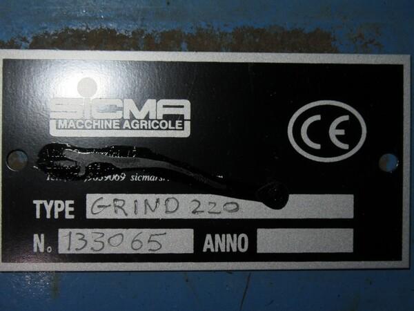 2#5620 Trinciastocchi Grind e erpici rotanti in vendita - foto 18