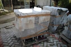Steel kitchen equipment - Lot 1 (Auction 5628)