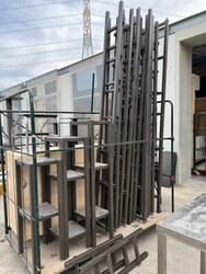 Shelving and lockers - Lot 1 (Auction 5632)