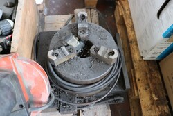 Air rotary table and Inoxpa Italia lobe pump - Lot 0 (Auction 5637)