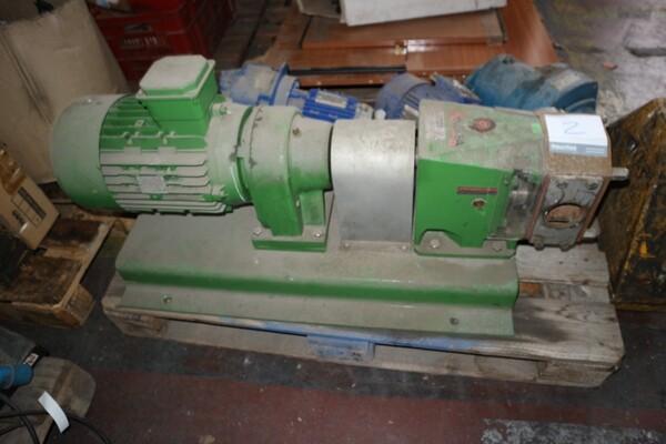 2#5637 Pompa a lobi Inoxpa Italia in vendita - foto 1
