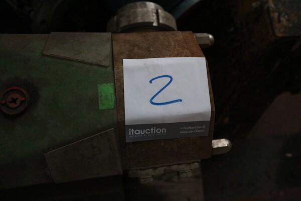 2#5637 Pompa a lobi Inoxpa Italia in vendita - foto 3