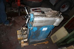 Ercolina tube bending machine - Lot 5 (Auction 5637)