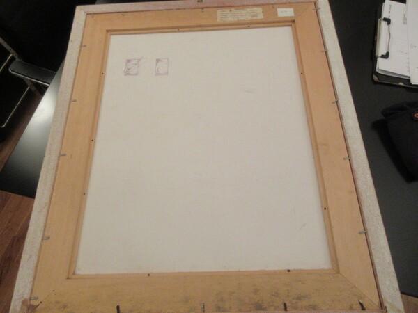 1#5638 Quadri dell'artista Ladislas Kijno in vendita - foto 6