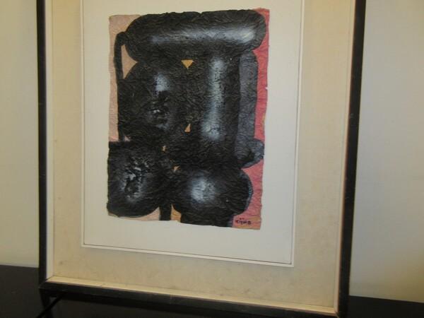 1#5638 Quadri dell'artista Ladislas Kijno in vendita - foto 16