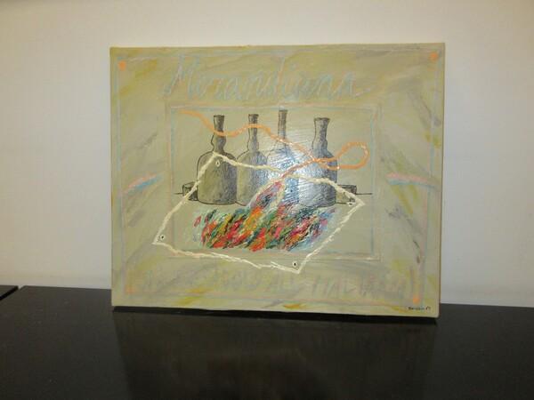 2#5638 Quadri dell'artista Bruno Donzelli in vendita - foto 1
