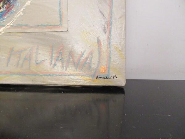 2#5638 Quadri dell'artista Bruno Donzelli in vendita - foto 2