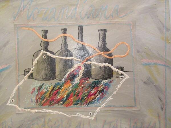 2#5638 Quadri dell'artista Bruno Donzelli in vendita - foto 4