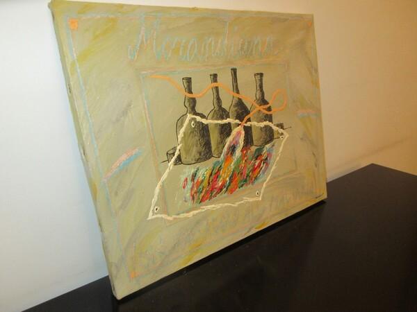 2#5638 Quadri dell'artista Bruno Donzelli in vendita - foto 5