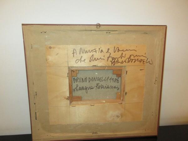 2#5638 Quadri dell'artista Bruno Donzelli in vendita - foto 12