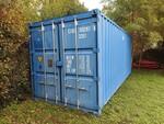 Container navale ed attrezzatura da cantiere - Lotto 26 (Asta 5641)