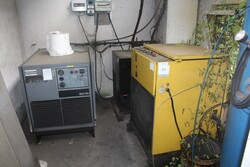 Atlas Copco and Kaeser compressors - Lot 15 (Auction 5644)