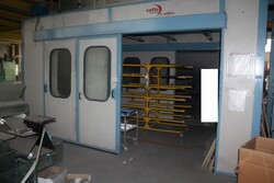 Cefla Finishing spray booth - Lot 19 (Auction 5644)