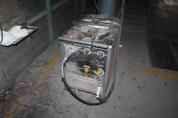 FDB wire welder and Power table saw - Lot 22 (Auction 5644)