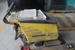 Karcher floor cleaner and Silver brush - Lot 23 (Auction 5644)
