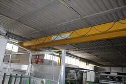 Donati overhead crane - Lot 31 (Auction 5644)