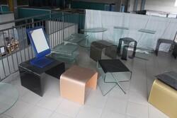 Tavolini e consolle in vetro - Lotto 32 (Asta 5644)