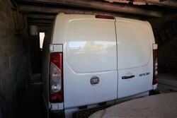 Fiat Scudo furgone - Lotto 2 (Asta 5649)