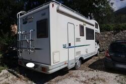 Fiat camper - Lot 5 (Auction 5649)