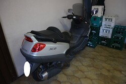 Piaggio scooter - Lot 7 (Auction 5649)