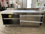 Afinox tavolo armadio con porte scorrevoli - Lotto 3 (Asta 5653)