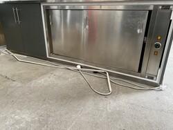 Dish warmer cabinet - Lot 8 (Auction 5653)