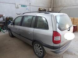 Autovettura Opel Zafira - Lotto 1 (Asta 5665)