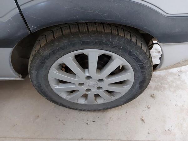 1#5665 Autovettura Opel Zafira in vendita - foto 7