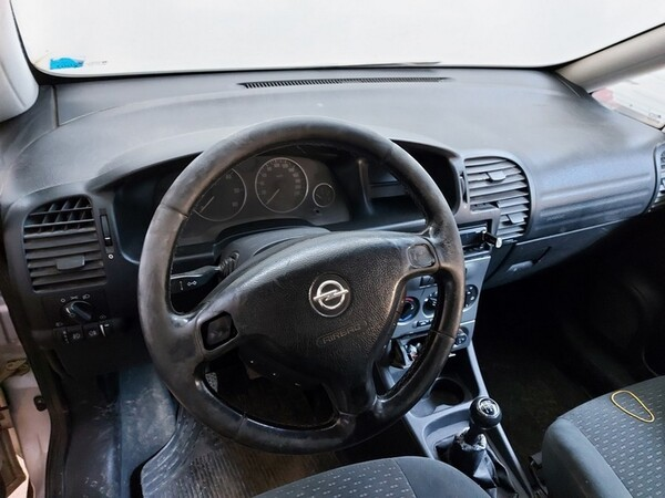 1#5665 Autovettura Opel Zafira in vendita - foto 12