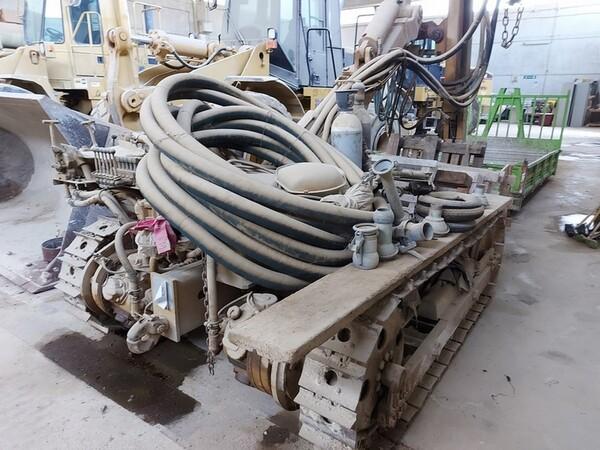 13#5665 Perforatrice e compressore Ingersoll Rand in vendita - foto 3