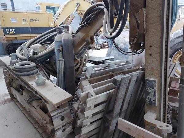 13#5665 Perforatrice e compressore Ingersoll Rand in vendita - foto 5
