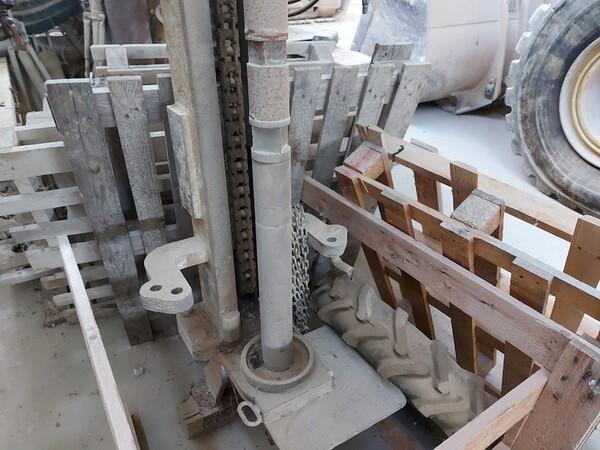 13#5665 Perforatrice e compressore Ingersoll Rand in vendita - foto 7