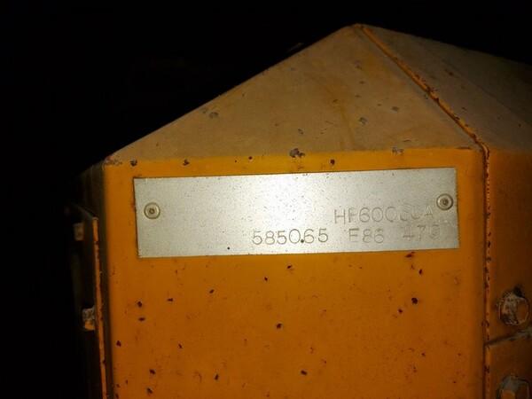 13#5665 Perforatrice e compressore Ingersoll Rand in vendita - foto 13