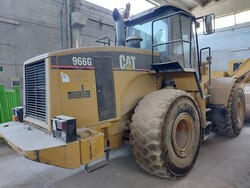 Caterpillar 966G wheel loader - Lote 14 (Subasta 5665)